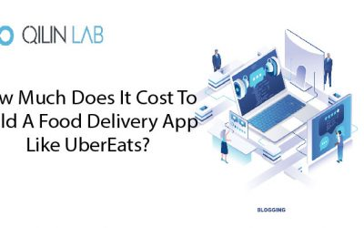 How Much Does It Cost To Build A Food Delivery App Like UberEats?